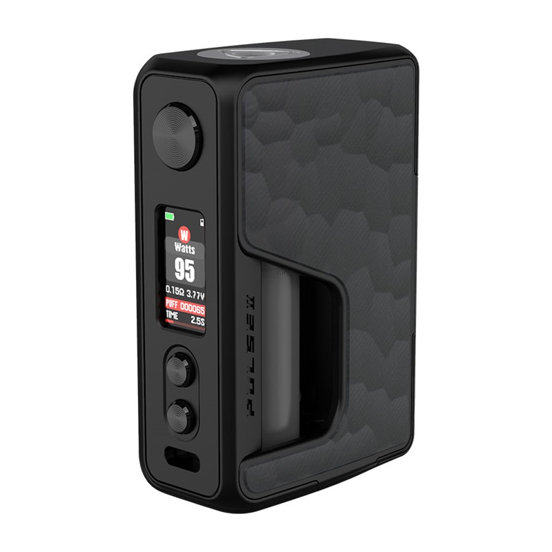 PULSE 2 BF SQUONK BOX MOD BY VANDY VAPE BLACK